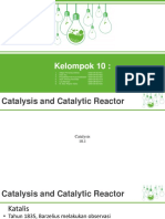 Presentasi TRK BAB 10 (Catalysis&Catalytic Reactor)-1.pptx