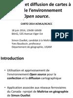 Confection-et-diffusion-de-cartes-à-l'aide-de-l'environnement-Open-sourceYves-Baudoin-Simon-Ouellet-.pptx