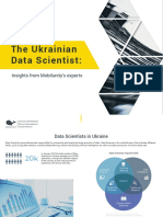 Hire Ukrainian Big Data Scientist