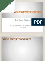 03 Control de Obras - Lean Construction.pptx