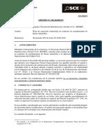 146-18 - TD. 13362193. RENIEC - plazo de ejecucion en contratos de arrendamiento y aplicacion supletoria del Cod.Civ..docx