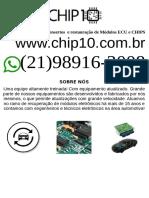 Conserto Manutenção Reparo Módulo injeção eletrônica veicular    Brasilia-min