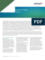 Building Agile Data Centers