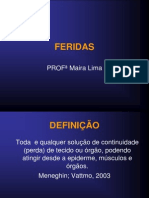 Aula - Feridas - Aline Leite