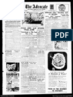 The Advocate – December 28, 1943