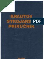 Krautov strojarski priručnik - 10. izdanje - 1997