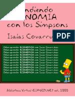 Aprendiendo Economía con los Simpsons