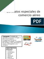 Contratos especiales de comercio aéreo.pptx