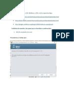 1. Instalación y Pruebas de NetBeans con OpenGL