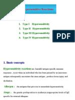 14 Hypersensitive Reactions