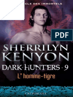 L'Homme-Tigre - Kenyon, Sherrilyn