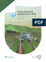 Censo Nacional Agropecuario