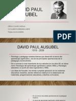David Paul Ausubel.pptx