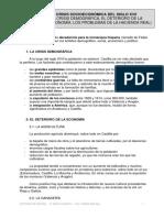 Bl 3 Tema 11 - La crisis socioeconómica del siglo XVII