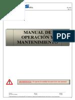 Instructivo Operación CISTERNA de combustible DANES
