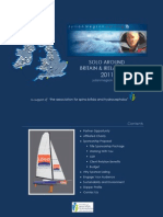Julianmegson Sponsorship [Around Britain and Ireland]