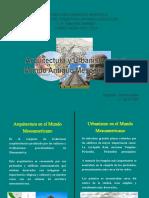 arquitecturayurbanismodelmundomesoamericano