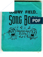 Lowry Field Songbook