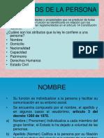 ATRIBUTOS DE LA PERSONA 2011.ppt