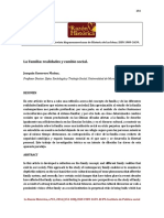 La Familia, realidades y cambio social (1)