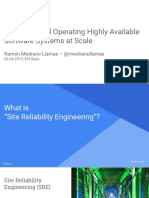 Designing and Operating Highly Available Software Systems at Scale.pdf