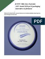 ADF Award 2020