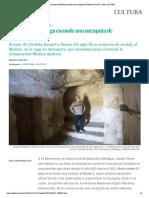 Un cortijo de Málaga esconde una mezquita de Abderramán III _ Cultura _ EL PAÍS