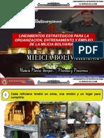 3. LINEAMIENTOS DE LA MILICIA BOLIVARIANA.ppt