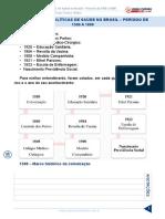 EVOLUÇÃO DAS POLÍTICAS DE SAÚDE NO BRASIL – 1500-1800