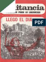 Libro Militancia