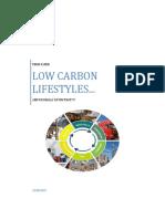 LOW CARBON LIFESTYLES.docx