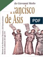 50. Historia de Los Hermanos Menores y Del Franciscanismo