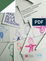 Más allá  de la prisión