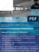 CHAP 12 Displacement Method of Analysis - Moment Distribution.ppt