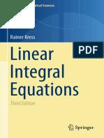 Kress ~ Linear Integral Equations,2014