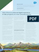 Salesforce - Volvo Fully Designed Story PDF