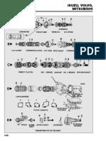 Manual Transmision AutomaticaToyota A40