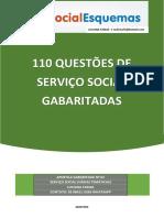 AMOSTRA 110 QUESTÕES DE SERVIÇO SOCIAL