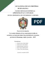 TRABAJO OFICIAL DE EVASIÓN TRIBUTARIA