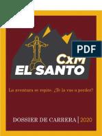 Dossier 2020 Trail El Santo