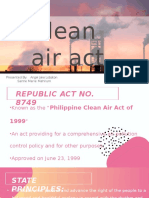 CLEAN AIR ACT.pptx