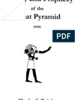 The Mystery & Prophecy of the Great Pyramid by Charles S Knight(KnowledgeBorn Library)