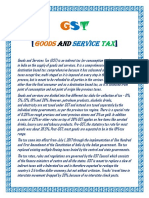 Goods and service tax.docx