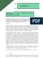 Decision Corte Constitucional Caso Helena - Colombia, FARC 11 dec. 2019