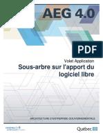 AEG 4 - logiciel libre