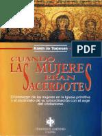 Cuando las mujeres eran sacerdotes - K. Jo Torjesen (El Almendro 2005).pdf