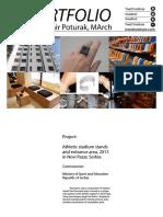Architect Poturak Semir Portfolio and CV