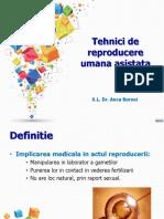 22. Tehnici de reproducere umana asistata