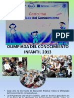 142404971-Olimpiada-Del-Conocimiento-Infantil-2013.pptx