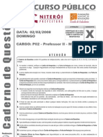 P02_MAT_X-Niterói